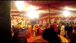 Mata Raj rajeshwari va nag raja Doli nritya