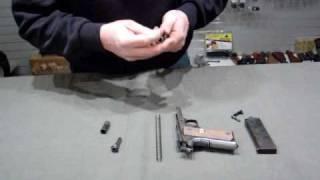 getlinkyoutube.com-Colt  45 disassembly and reassembly