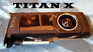 getlinkyoutube.com-Asus GTX Titan X Unboxing & Overview