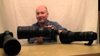 getlinkyoutube.com-Sigma and Tamron 150-600mm lens review with 200% examples