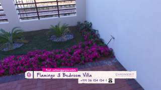 Flamingo, 3 Bedroom Show Villa