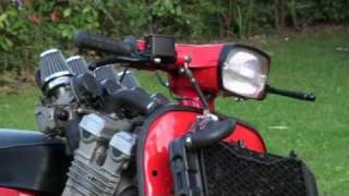 getlinkyoutube.com-Vespa 600