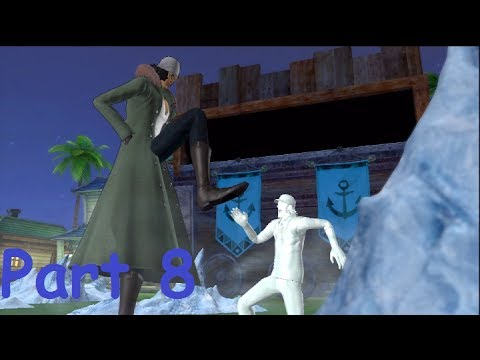 One Piece: Pirate Warriors 2 - S Rank Walkthrough Part 8 (Super Hard)