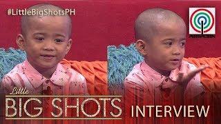 Little Big Shots Philippines: Carlo | 6-year-old Viral Gigil Kid