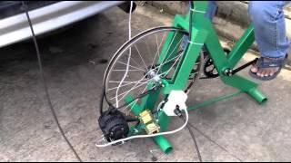 getlinkyoutube.com-จักรยานปั่นไฟ
