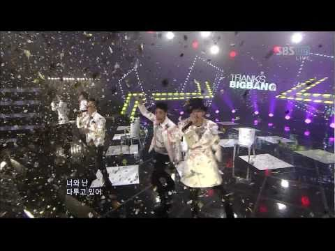 BIGBANG_0327 _SBS Popular Music _WHAT IS RIGHT