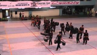 getlinkyoutube.com-Red Gate Percussion Vs Gita Handayani - Final Battle BMBC V 2014