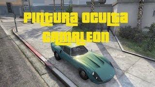 getlinkyoutube.com-GTA V:Color oculto:Camaleon!!!