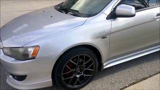 getlinkyoutube.com-175HP Tuned Mitsubishi Lancer GTS 2.0L Review and Cruise.