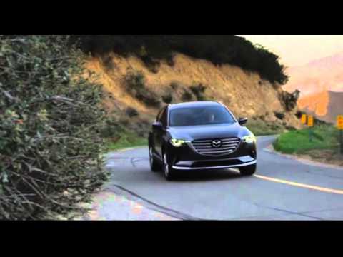 Mazda CX 9 2016 модельного года