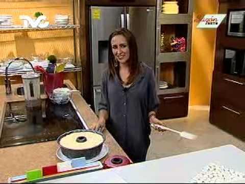 Receta para preparar Gelatina de Yogurt y Durazno