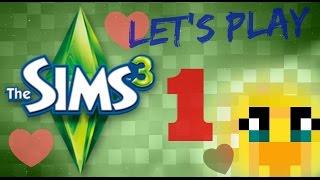 getlinkyoutube.com-Sims 3 - Let's Play : Just Like ME! [1]