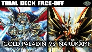 Trial Deck Face-off! Game 1 - Eradicators vs Liberators