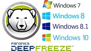 getlinkyoutube.com-Cómo instalar DEEP FREEZE en Windows 8/8.1/7