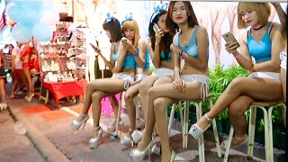 getlinkyoutube.com-Pattaya Walking Street - 24 July 2016