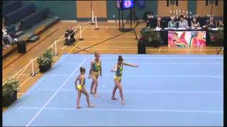 getlinkyoutube.com-Gold   WG   Junior   Deerness   2012 British Acro Champs