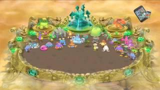 getlinkyoutube.com-My Singing Monster - Gold Island (Full Song)