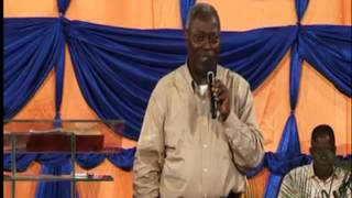 Pastor W.F. Kumuyi - Let's talk about Jesus- March 2013