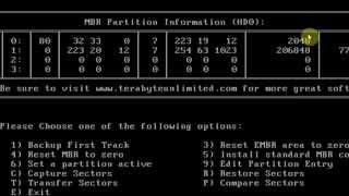 getlinkyoutube.com-اصلاح مشاكل بدء التشغيل و عدم اشتغال الحاسوب عبر أسطوانة الهيرن hiren's boot