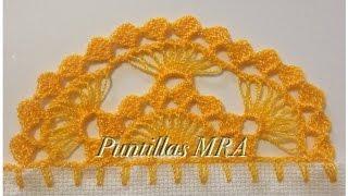 getlinkyoutube.com-Puntilla para servilleta MRA 13