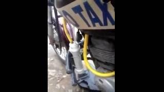 moto a vapor de gasolina, a verdade sobre isso.