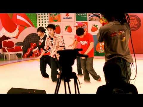   THAILANDPOPPER TV    TP POPPING SHOWCASE   TV 3   STRAWBERRY CHEESECAKE