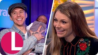 Georgia Jones Reveals What McFly's Danny is Like as a New Dad! | Lorraine