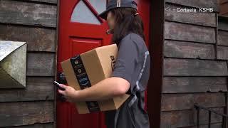Esté atento a su próxima entrega de paquetes pues podría ser víctima de los