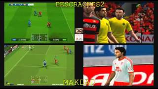getlinkyoutube.com-PES 2016 PESCRACKPS2 vs MAKDAD