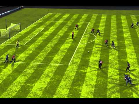 FIFA 14 iPhone/iPad - Atlas vs. América