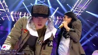 getlinkyoutube.com-[지드래곤 G-DRAGON] -GD R.O.D(feat. CL) @인기가요 inkigayo 130929