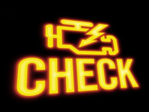 "? ОШИБКА CHECK ""Check Engine"" Mitsubishi Lancer X 1?"