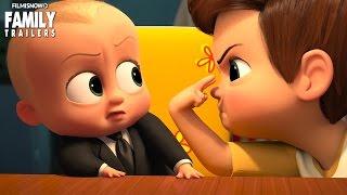 getlinkyoutube.com-THE BOSS BABY - meet a most unusual baby | Official Trailer [HD]
