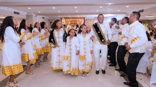 getlinkyoutube.com-Ethiopian best, amazing beautiful wedding, 2016. Bancheamlak and Solomon