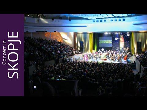 Η ΖΩΗ ΕΝ ΤΑΦΩ - NEKTARIA KARANTZI & SISTER KASIANA (Holy Friday Lamentations A' - Concert in Skopje)