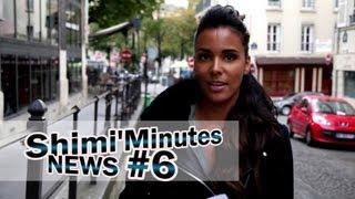 Shy'm - Présente Le Shimi'minutes News N°6
