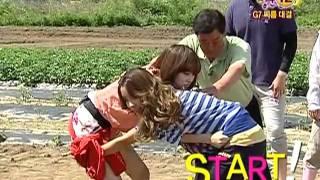 getlinkyoutube.com-[T-ara] Hyomin ジュヨンと相撲