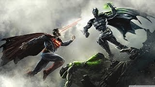 getlinkyoutube.com-Injustice Gods Among Us Pelicula Completa Español