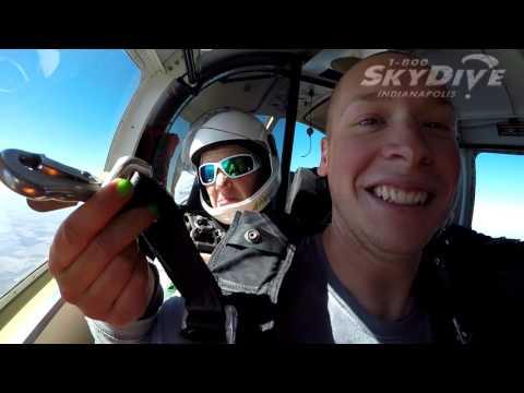 William Sturgeon's Tandem skydive!