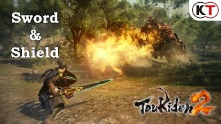 Toukiden 2 - Sword & Shield Teaser