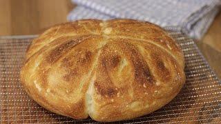getlinkyoutube.com-Kako napraviti kruh na brz i jednostavan način