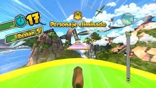 getlinkyoutube.com-El CHAVO KART PS3 - Xbox Parte 6 Copa SR BARRIGA Bala Cañon y Modo Supervivencia