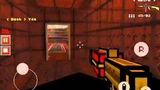 getlinkyoutube.com-Pixel gun 3d on map silent school rampage multiplayer