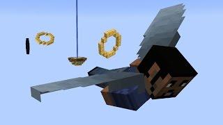 getlinkyoutube.com-THE ELYTRA CHALLENGE! | Minecraft MiniGame