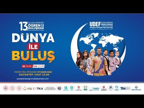 13. Uluslararası Öğrenci Buluşması Reklam Filmi