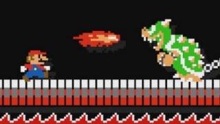getlinkyoutube.com-Super Mario Maker - 100 Mario Challenge #84 (Expert Difficulty)