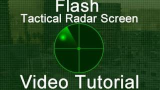 getlinkyoutube.com-Flash Military Radar Screen Animation Actionscript 3.0 Tutorial CS3 CS4 CS5