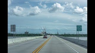 17-13 Savannah GA: Bridge & Freeway Tour