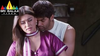 getlinkyoutube.com-Crazy Movie Hansika and Aarya Romantic Scene | Aarya, Hansika, Santhanam | Sri Balaji Video