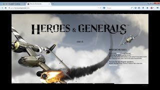 getlinkyoutube.com-Heroes & Generals Code 35 Ban Bypass